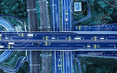 Autonomous vehicles on highways